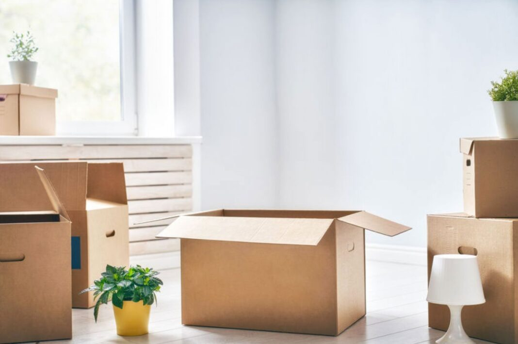 Carton pour déménagement